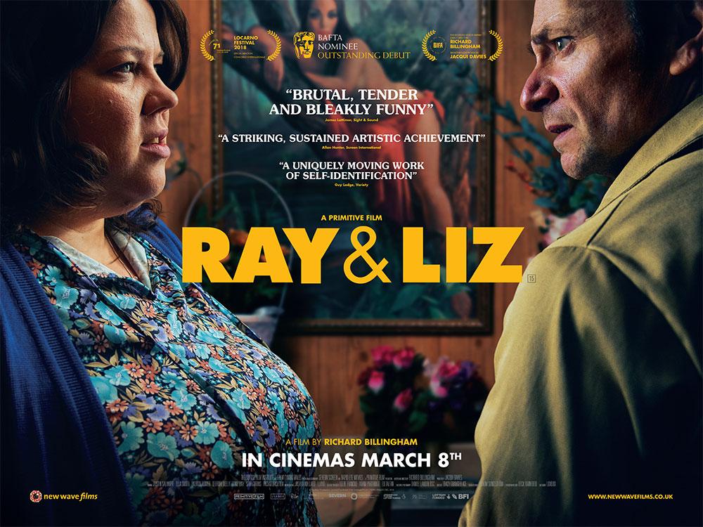 Image for Film screening: Ray & Liz