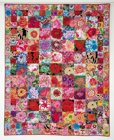 Image for A Celebration of Flowers by Kaffe Fassett with Candace Bahouth