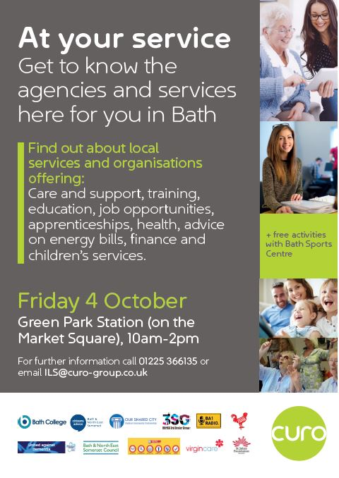 Image for Get To Know Bath Services and Agencies Event