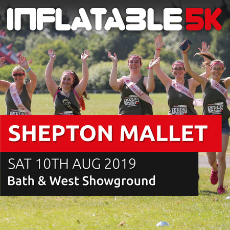 Image for Inflatable 5k Obstacle Course Run