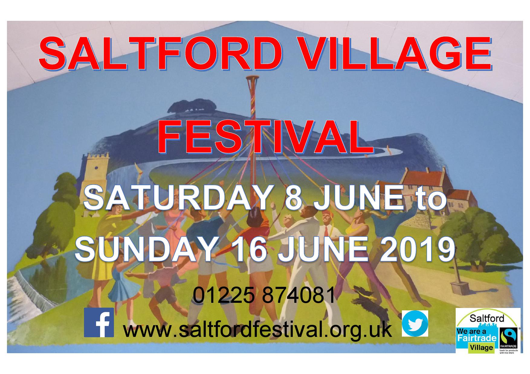 Image for Saltford Festival 8th - 16th June 2019