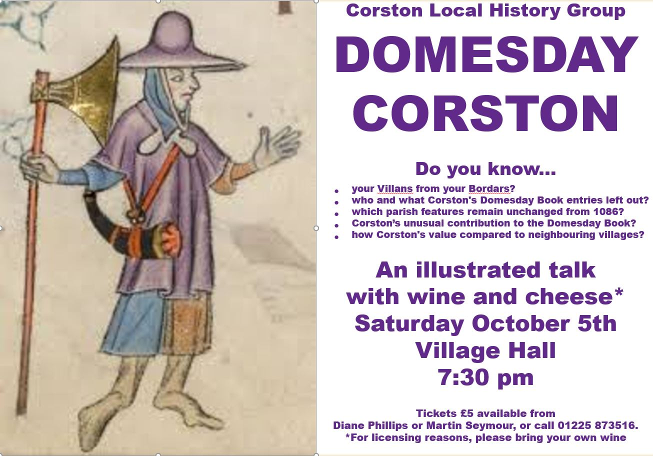 Image for Domesday Corston