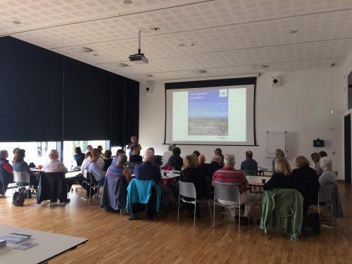 Neighbourhood planning workshop in Keynsham focusing on landscape, ecology and environmental matters