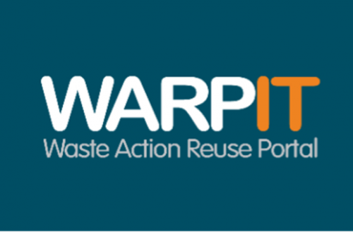 Image of WARPit logo
