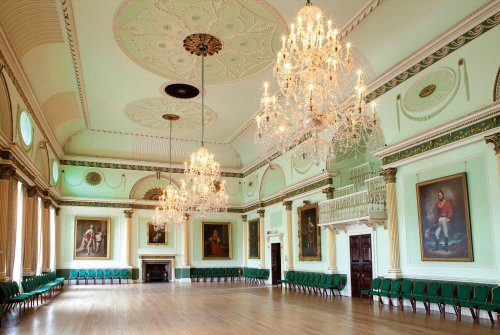 Banqueting Room at the Guildhall