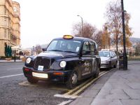 Black cab photo