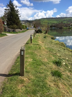 Mead Lane Mooring Trial, Saltford