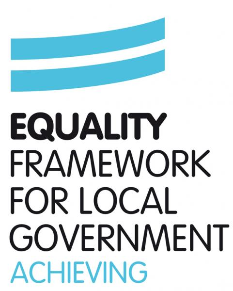 Achieving' level of the Equality Framework for Local Government