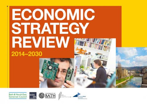Economic Strategy Review