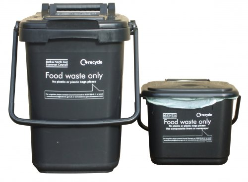 food waste containers