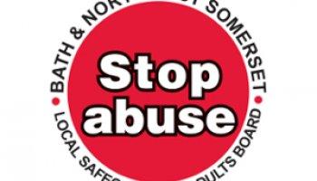 Stop Abuse B&NES LSAB logo