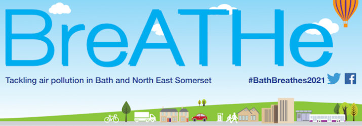 Tackling air pollution in Bath and North East Somerset