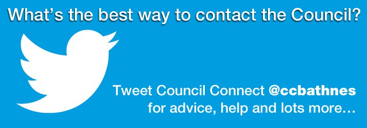 Council Connect on Twitter