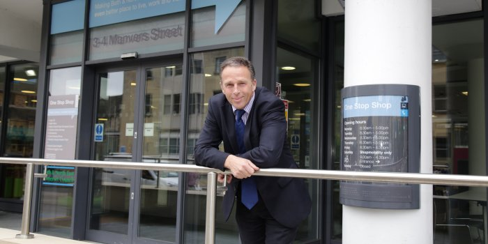 Cllr. Tim Warren
