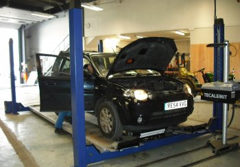 Getting through your MOT first time | Bathnes