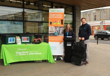 Image of roadshow in Keynsham