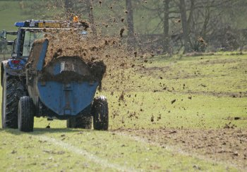 Image result for muck spreading