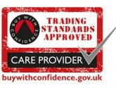Buy with Confidence Care Providers logo