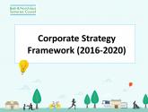 Corporate Strategy Framework