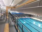 Refurbished main pool