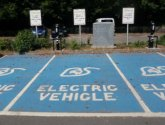 Electric vehicle charging points and discount schemes