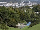 Prior Park with Bath in background