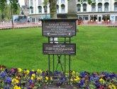 Alkmaar Garden, Orange Grove, Bath
