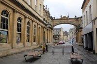York Street arch