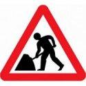Roadwork triangle